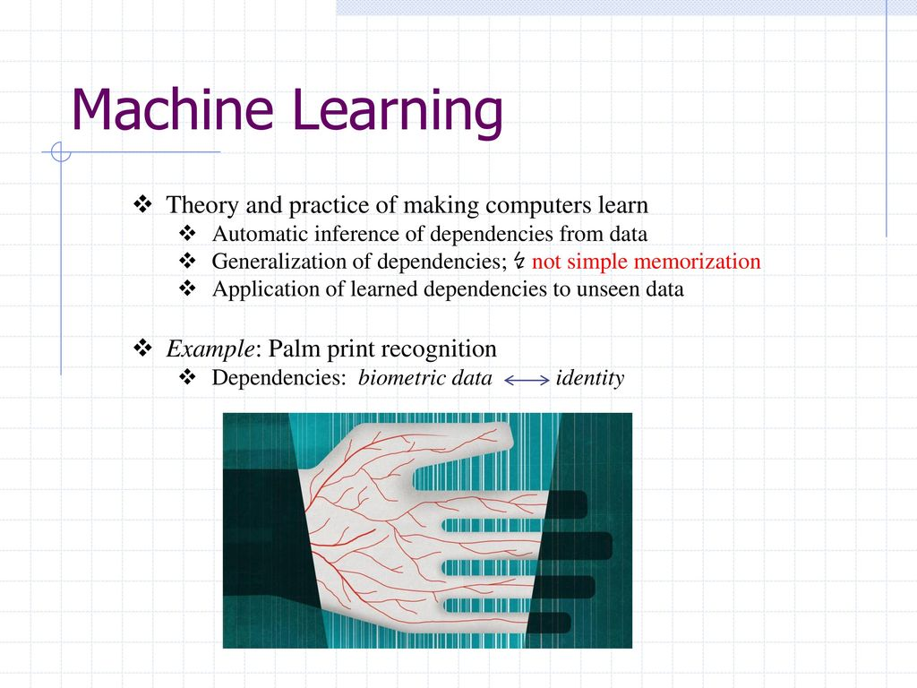 Machine Learning for Computer Security - ppt download