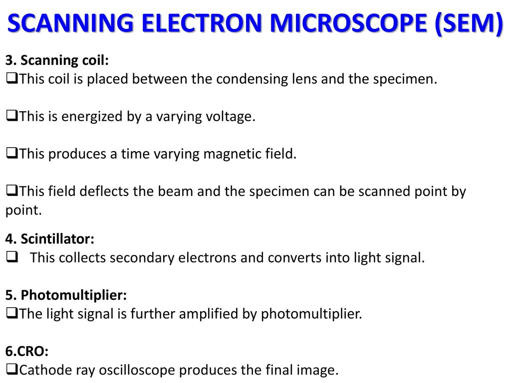 Unit Iii Quantum Physics Ppt Download Cro Cathode Ray Oscilloscope 85 Scanning