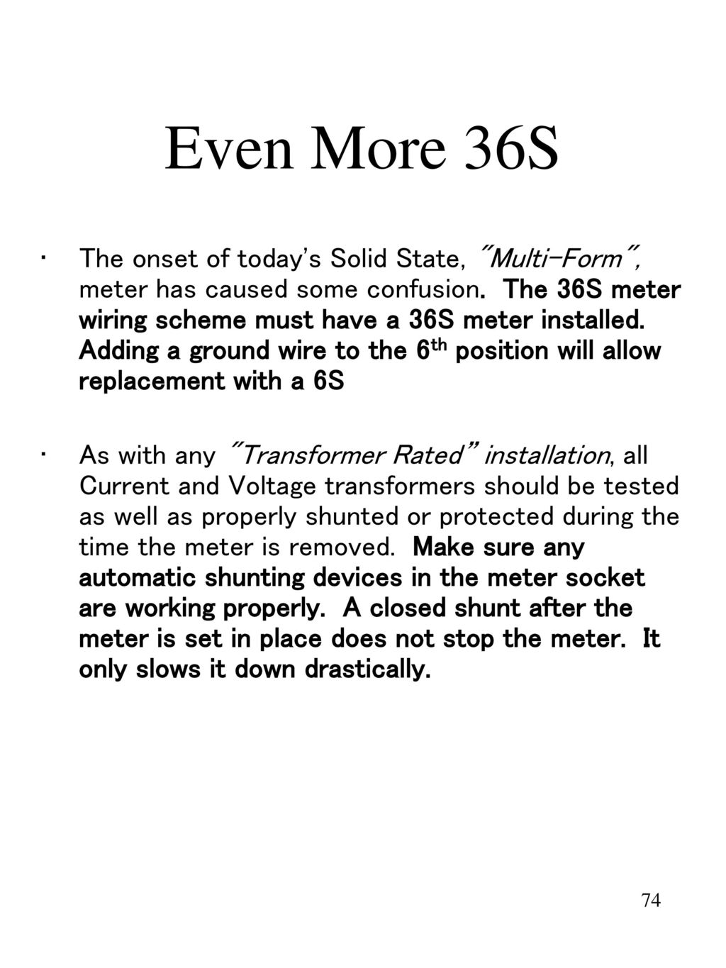 Metering in todays world ppt download even more 36s freerunsca Images