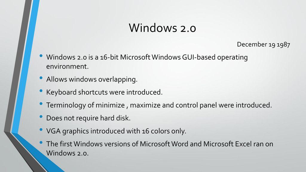 Microsoft Windows Operating sy...