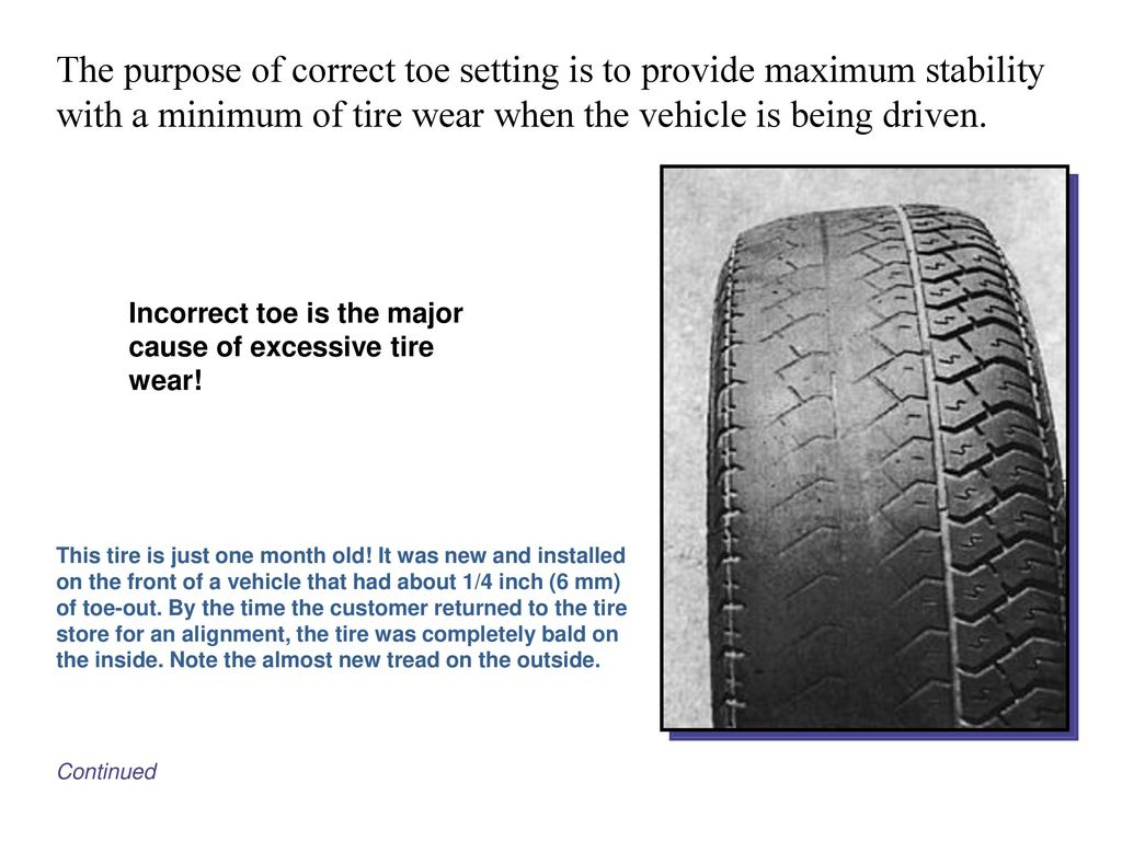 Topic 9 Wheel Alignment Ppt Download