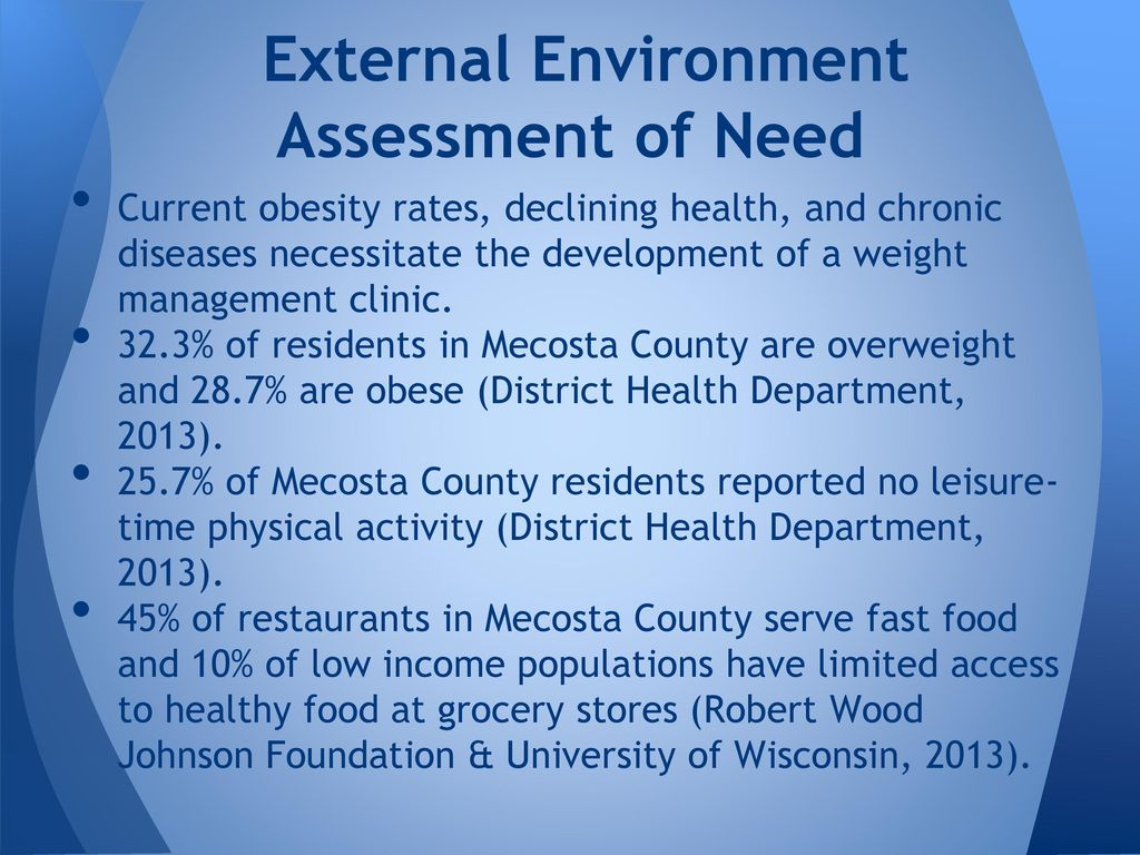 Mecosta County Weight Management Clinic - ppt download