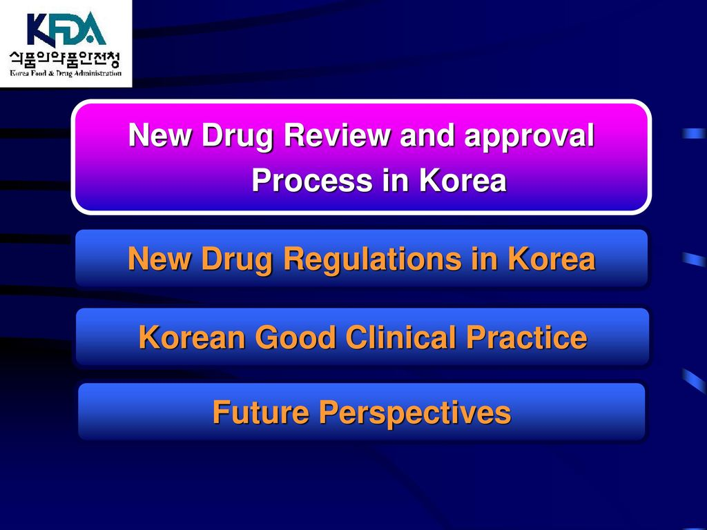 Recent Evolution of New Drug Review and Approval System in