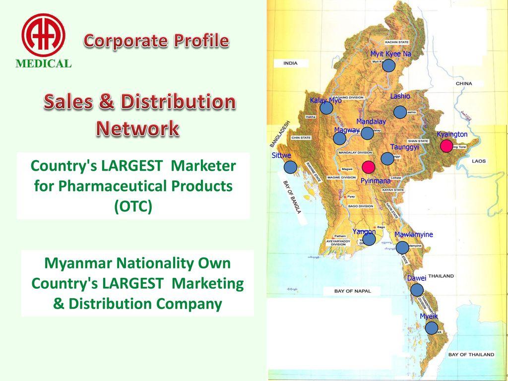 Corporate Profile  - ppt download