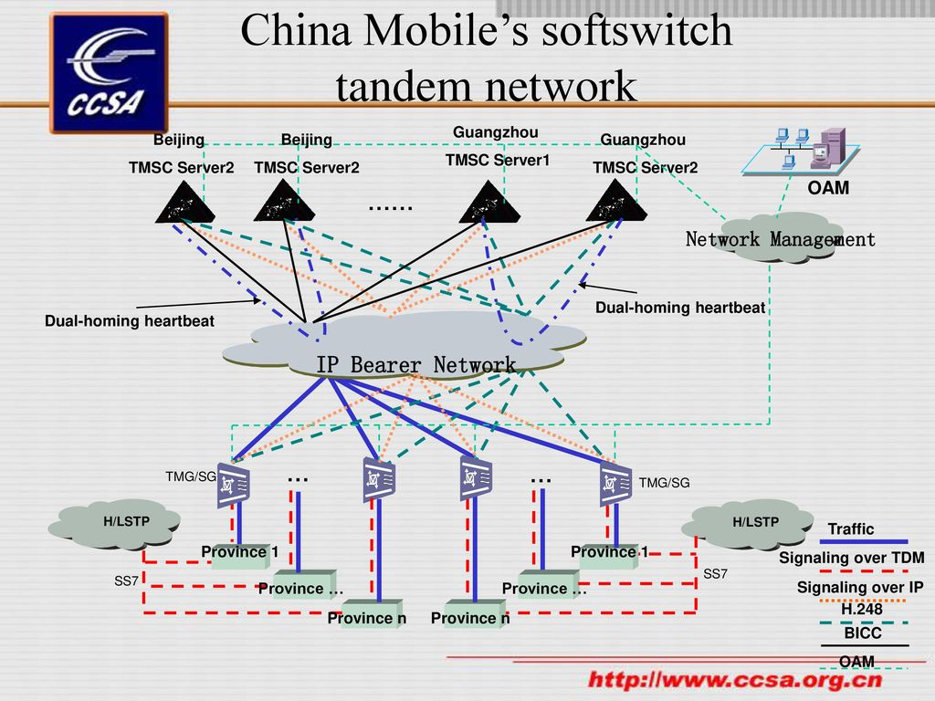 NGN Deployment for China Mobile - ppt download