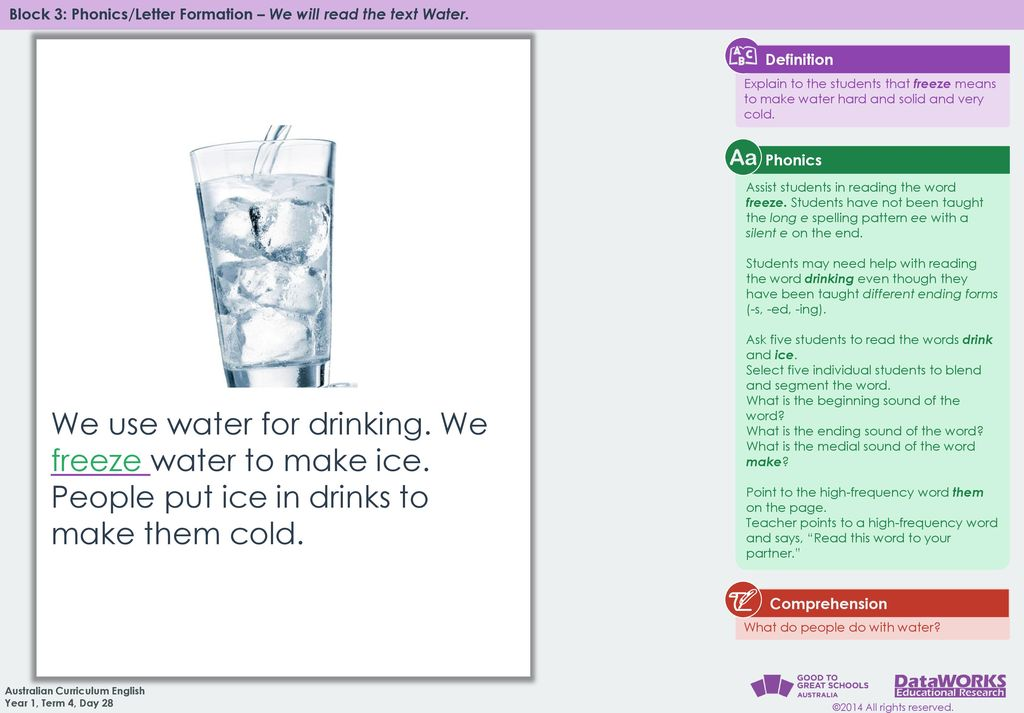Year 1 Term 4 Day 28 Revising Text Ppt Download