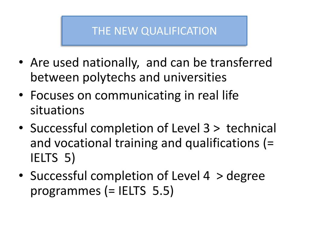 NZCEL at NMIT New Zealand Certificates in English Language
