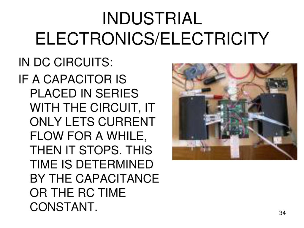 Industrial Electronics Electricity Ppt Download Electronic Wiring 34