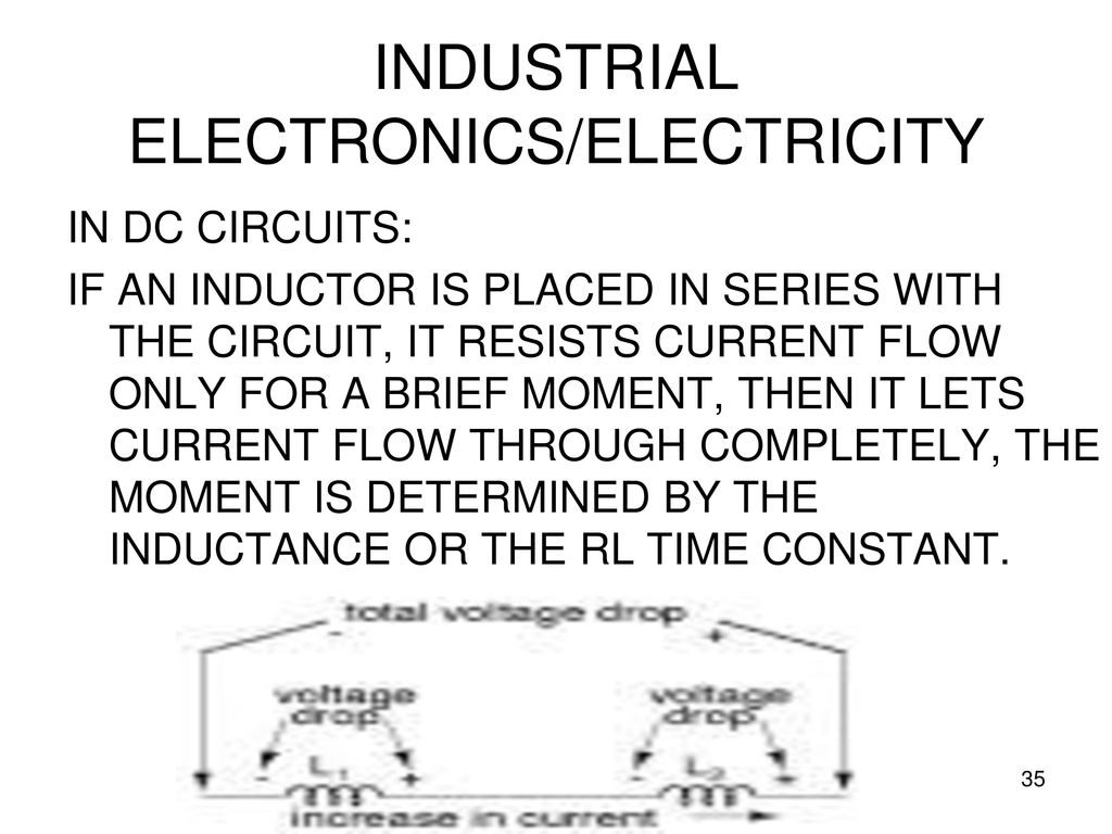 Industrial Electronics Electricity Ppt Download The Lr Series Circuit