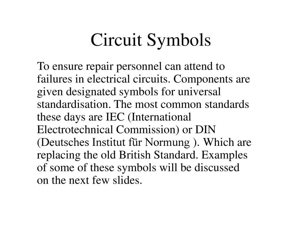 Automotive Electrics Course Ppt Download