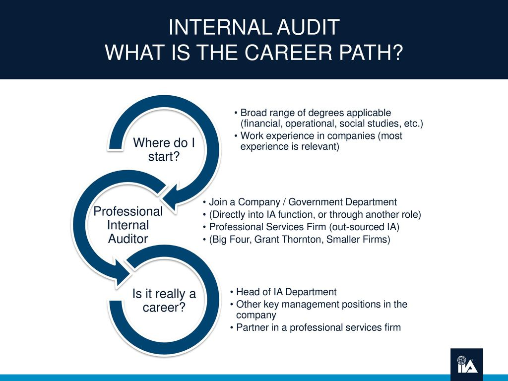 Life As An Internal Auditor - ppt download