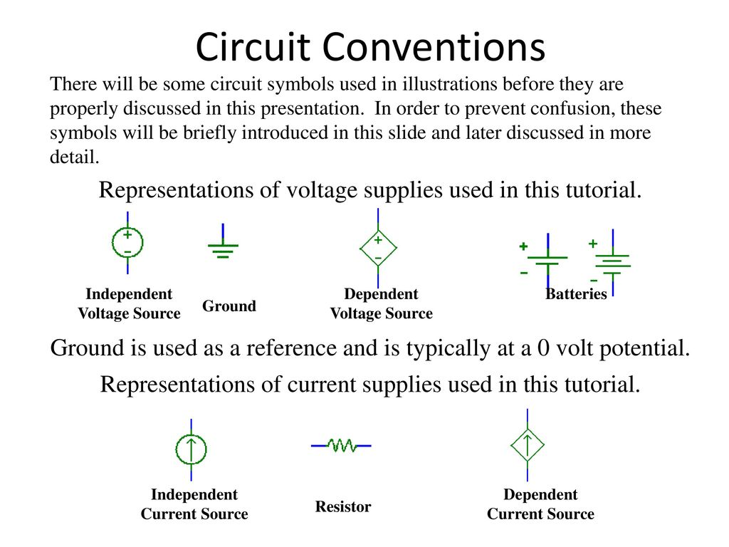 Basic DC Circuits Review - ppt download