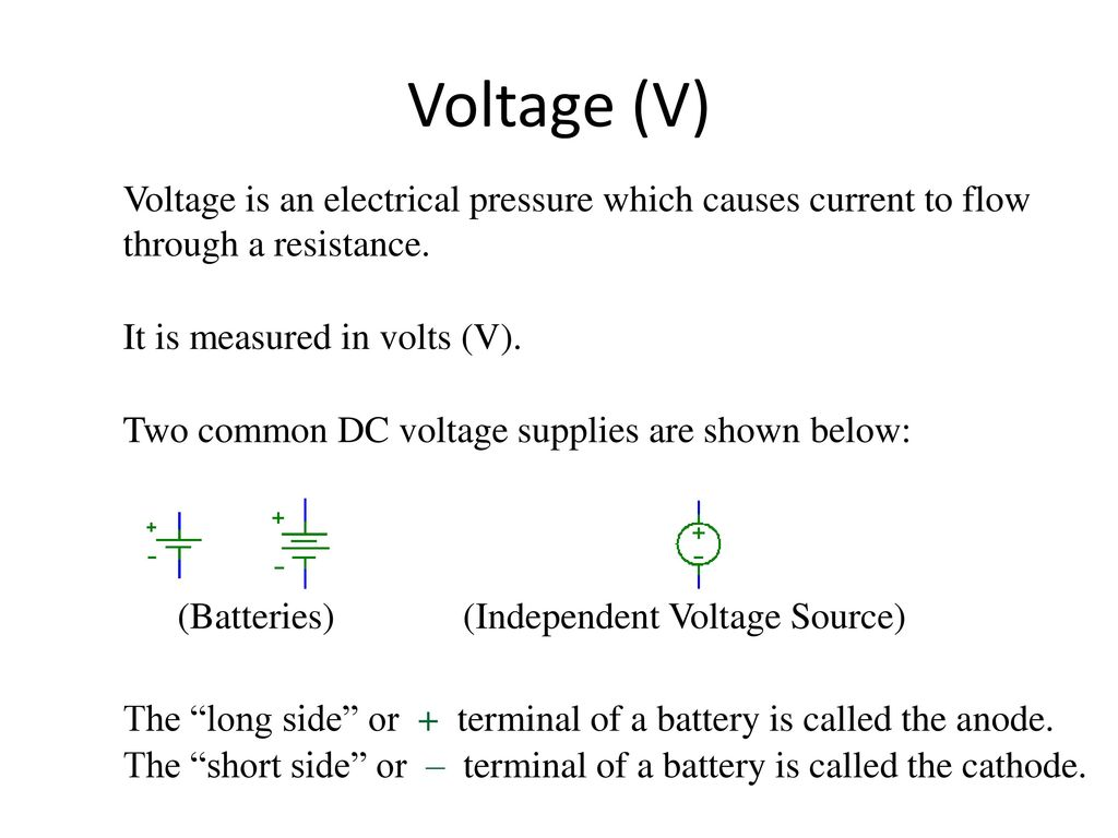Basic Dc Circuits Review Ppt Download Electrical Series Circuit Conventions 4 Independent