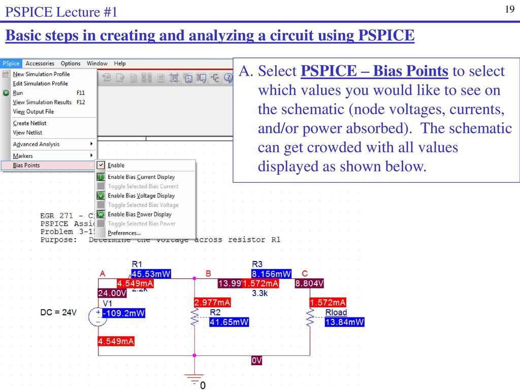 Introduction to PSPICE - ppt download