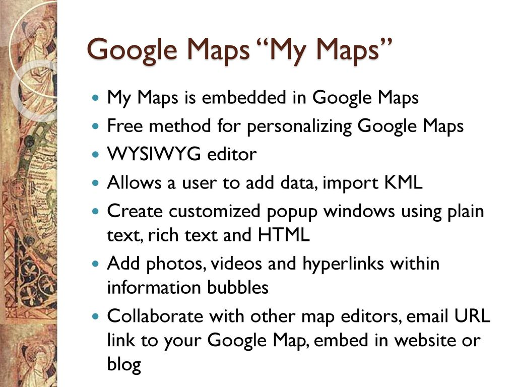Mapping for the interwebs - ppt download