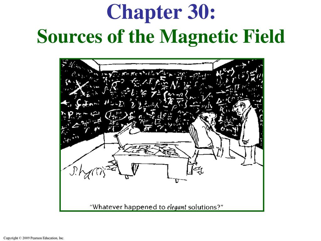 Chapter 30: Sources of the Magnetic Field - ppt download