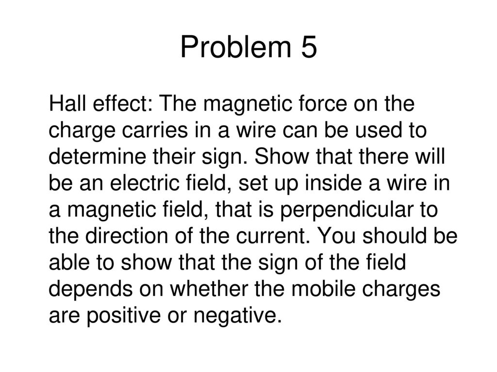 Electricity and Magnetism - ppt download