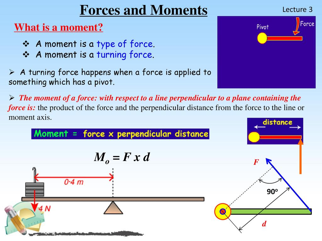 What is the moment 5