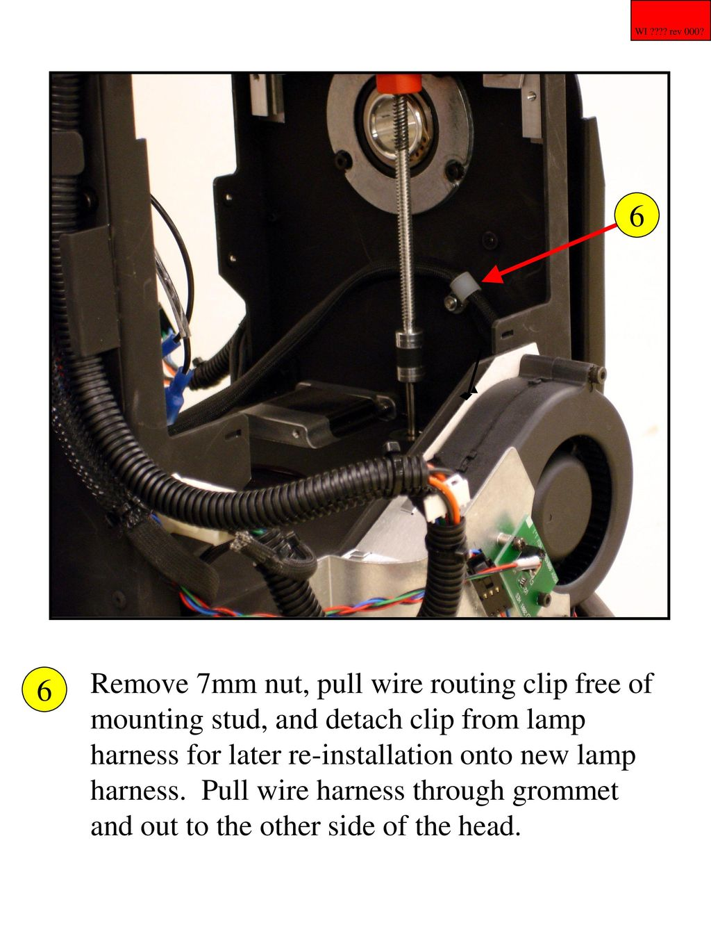 X Spot Lamp Socket Replacement Procedure Ppt Download Wire Harness Grommets 4 6