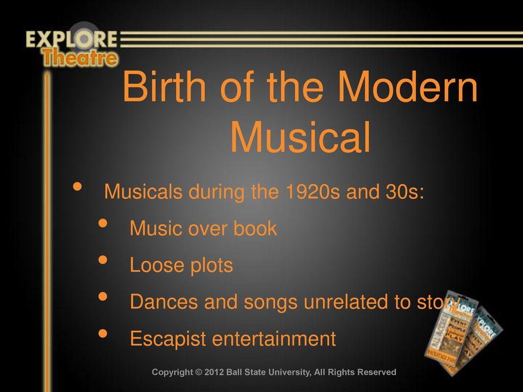 Explore Theatre: A Backstage Pass - ppt download
