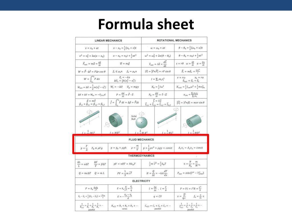 Revision : Fluid mechanics  - ppt download