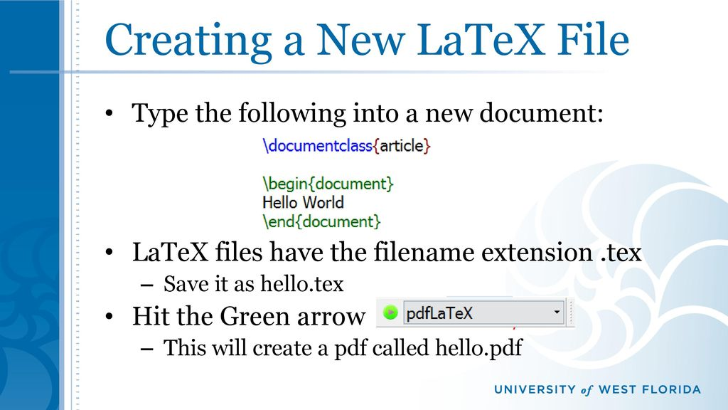 LaTeX Resume / CV Workshop - ppt download
