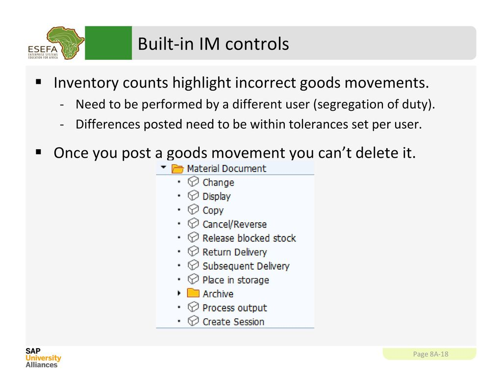 ZI Inventory Management Integration - ppt download