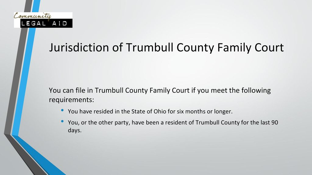 trumbull county family court
