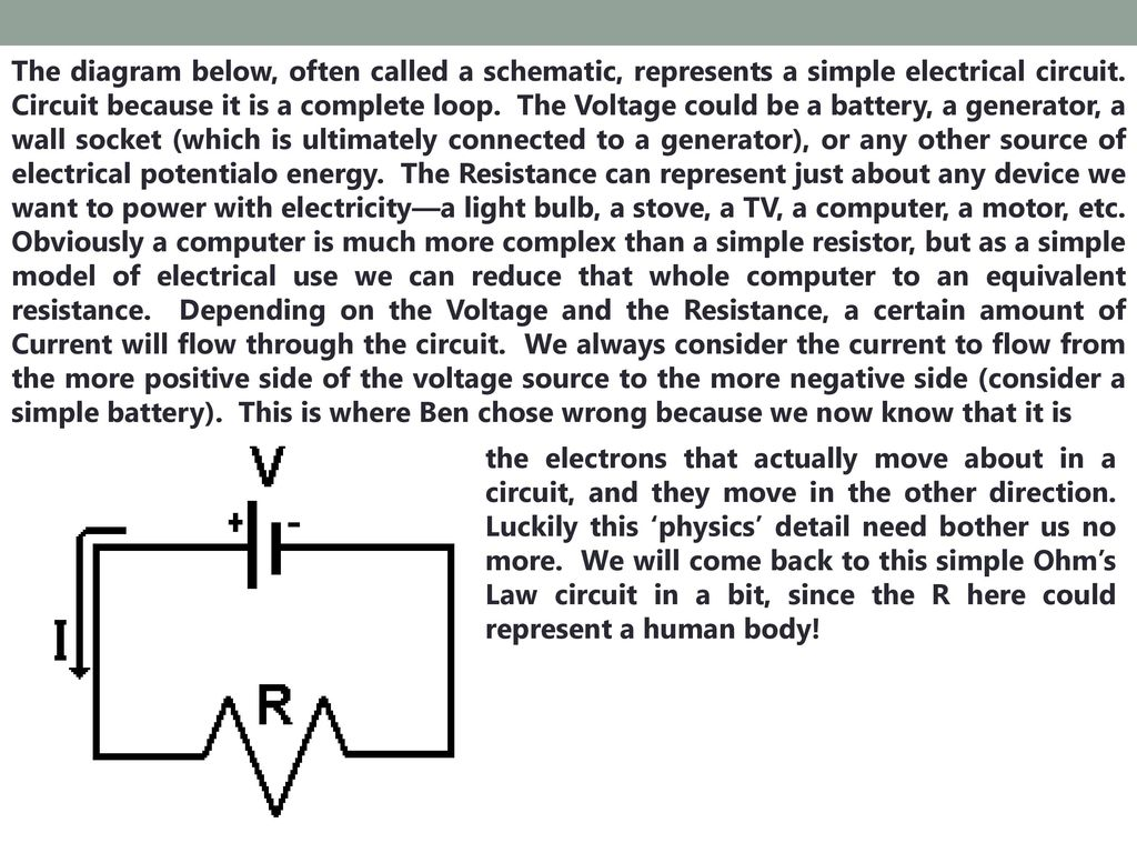 Electricity Ppt Download An Electrical Circuit Also Requires A Power Source Battery Generator 8 The