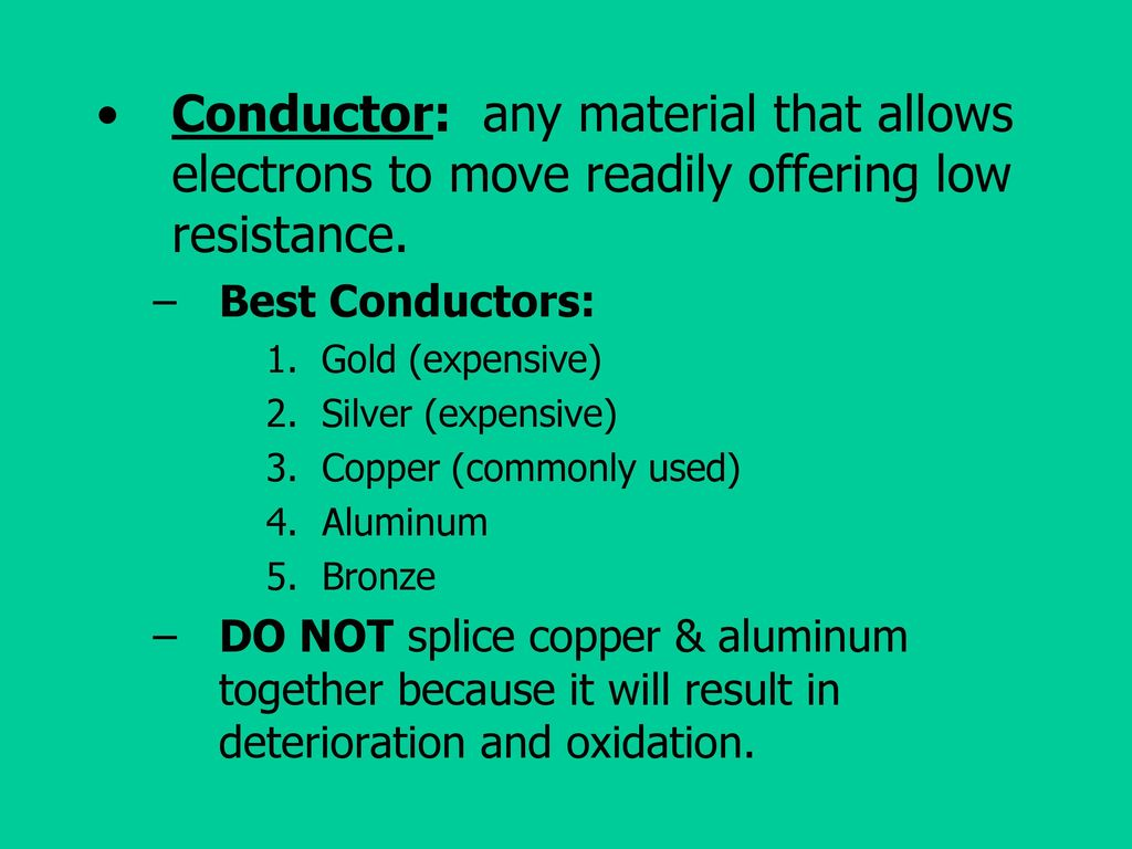 Electrical Principles, Terminology, and Safety - ppt download