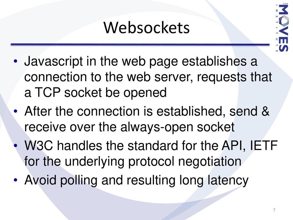 Websocket Cors