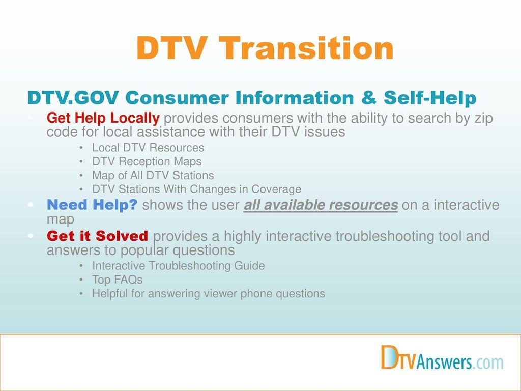Digital Television (DTV) - ppt download on