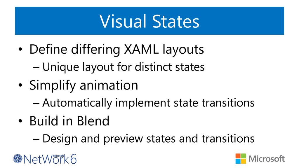Adaptive UI in UWP XAML Andy Wigley - ppt download