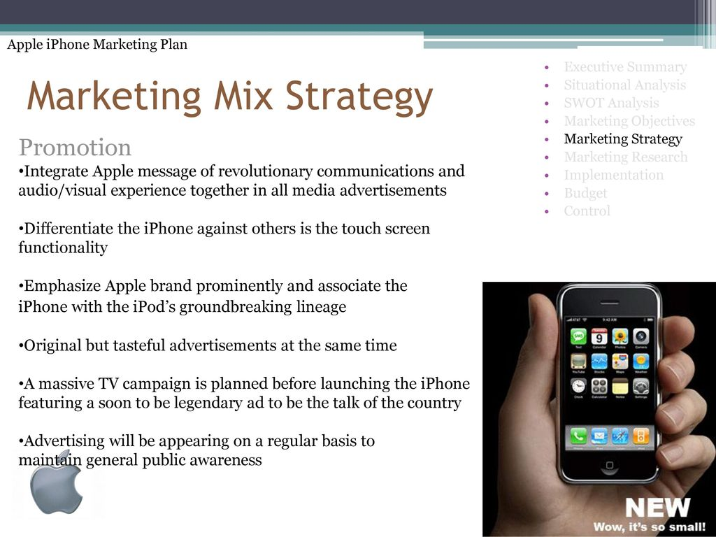 apple marketing communication strategy