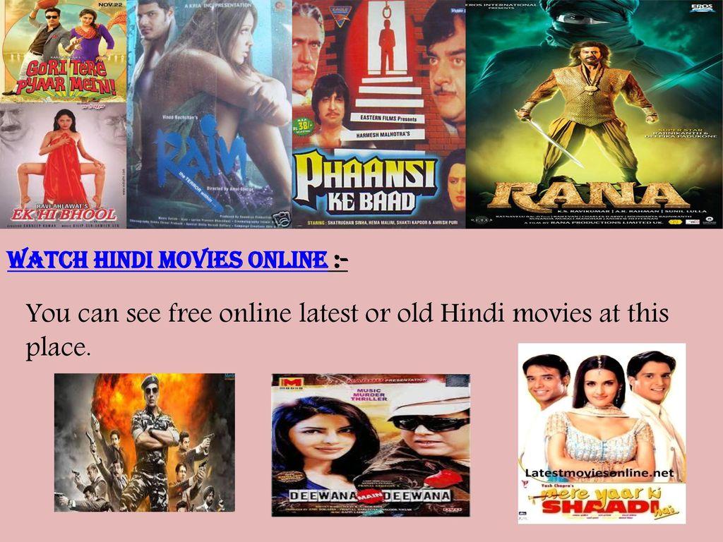 hindi movies free online