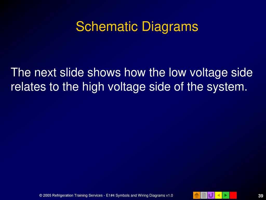 E1 Electrical Fundamentals Ppt Download High Voltage Wiring Diagram 39 Schematic