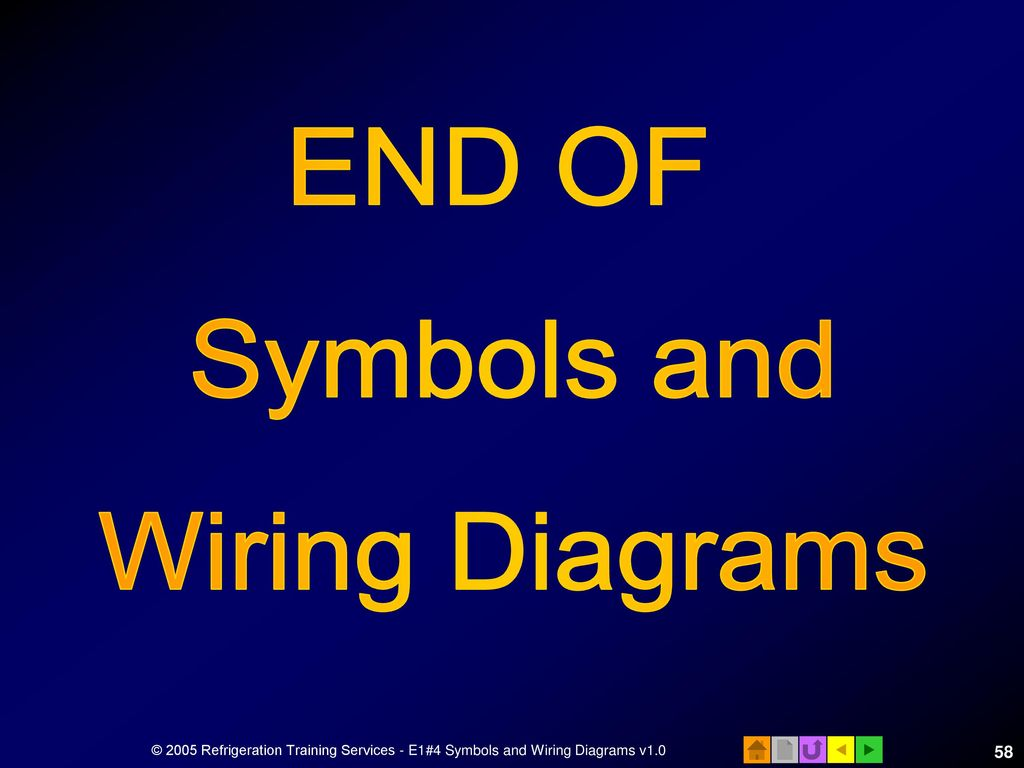 E1 – Electrical Fundamentals - ppt download Refrigeration Wiring Diagram Symbols on whirlpool schematic diagrams, refrigeration tools, refrigeration cycle diagram, refrigeration blueprints, refrigeration piping diagrams, refrigeration system diagram, refrigeration circuit diagram,