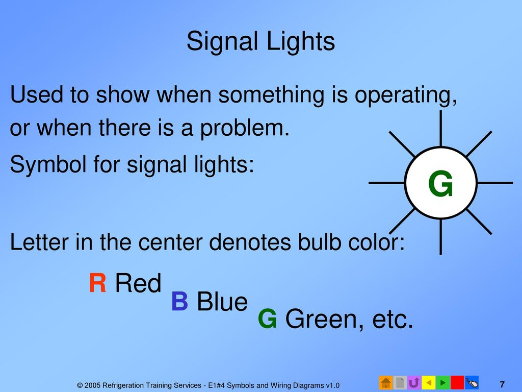E1 Electrical Fundamentals Ppt Download Letter Sign Wiring Diagrams R B G Signal Lights Red Blue Green Etc