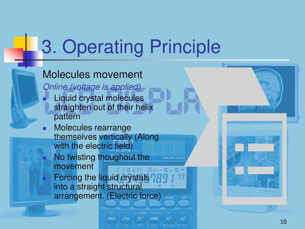 Principle of LCD Display - ppt download