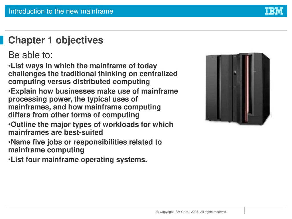Enchanting Main Frames Photos Ideas Handmade Webdiagrampng Chapter 1 The New Mainframe Ppt Download