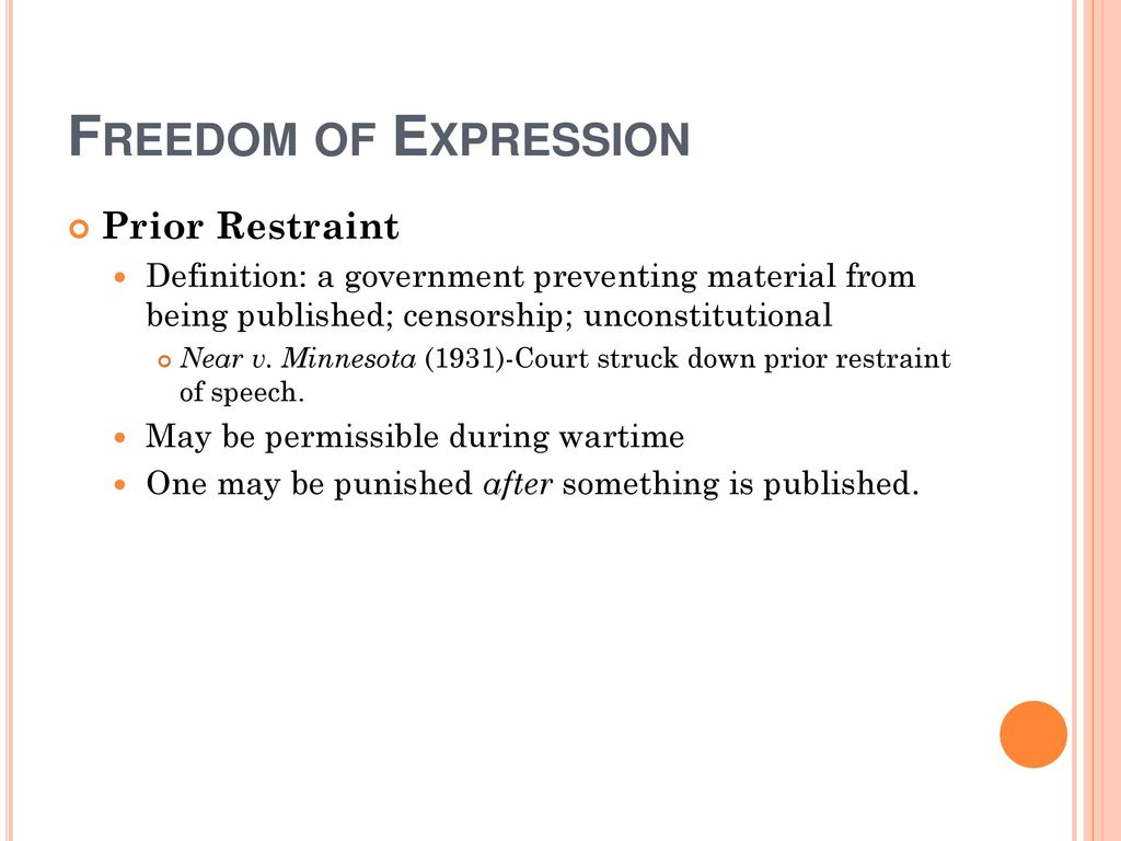 civil liberties and public policy - ppt download