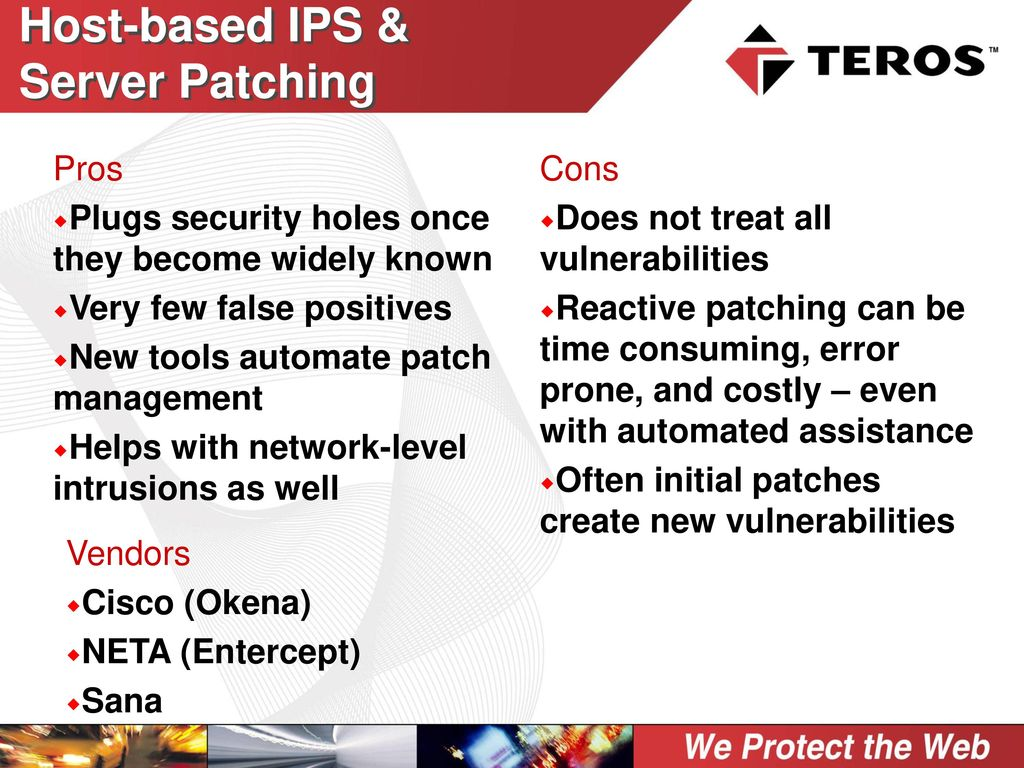 Protecting Web Applications - ppt download