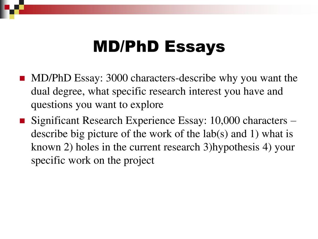 Essay For High School Application Mdphd Essays Thesis Statement Example For Essays also Model Essay English Writing Your Personal Statement  Ppt Download Reflective Essay Sample Paper