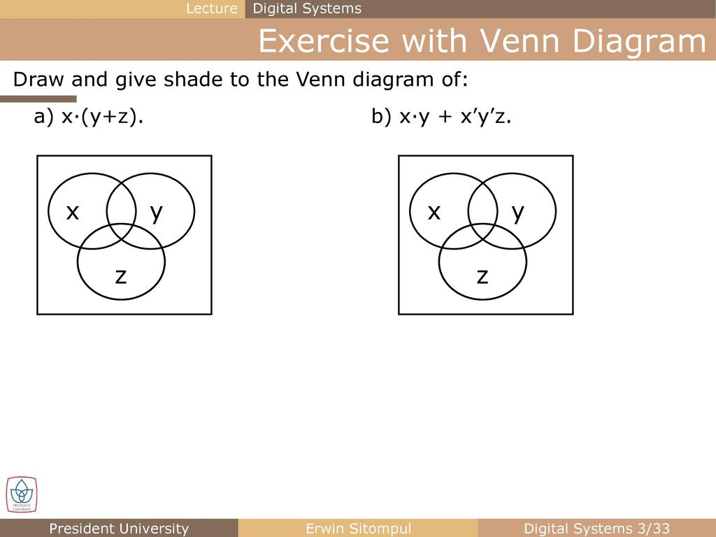 Logic Gates And Circuits Ppt Download Venn Diagram Maker Exercise With