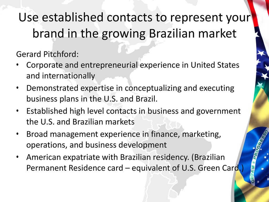 BRAZIL Expand Your Business Hair and Personal Care Brand