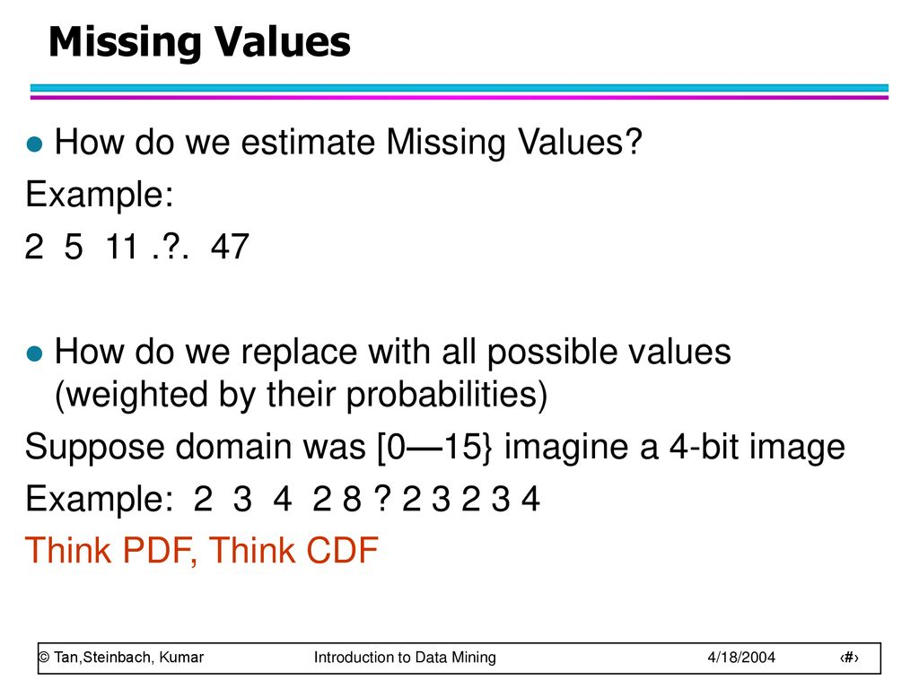Lecture Notes For Chapter 2 Introduction To Data Mining Ppt Download