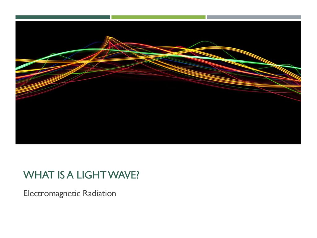 What Is A Light Wave