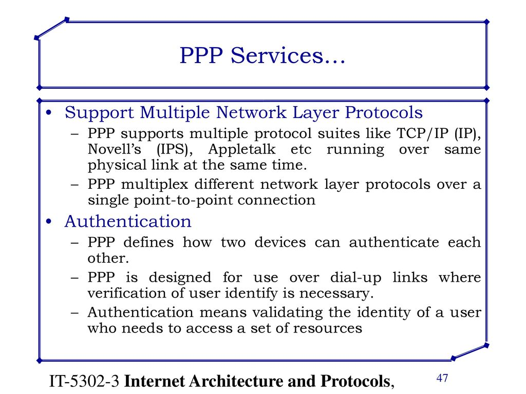 47 PPP Services…