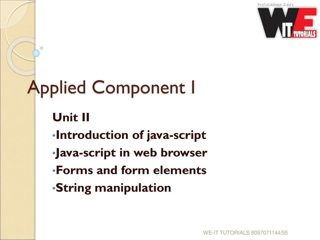 I Browser Java