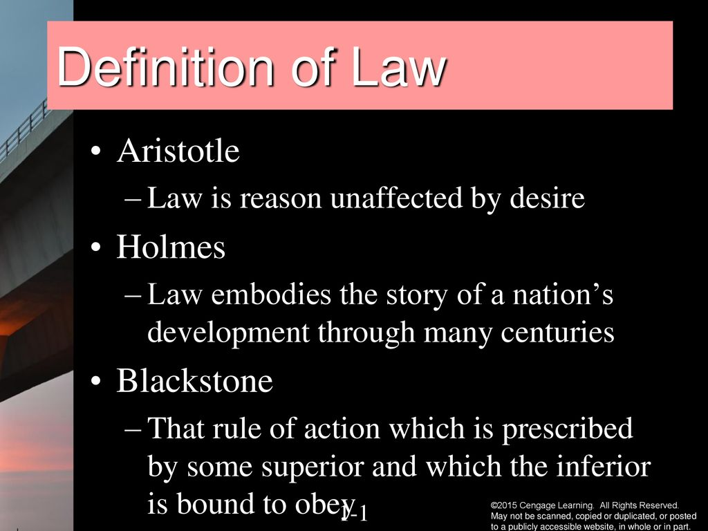 Chapter 1 Introduction to Law - ppt download